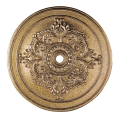 Livex Lighting Livex Lighting Vintage Gold Leaf Ceiling Medallion 8229-65