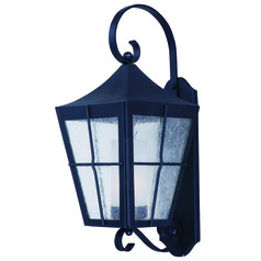 Maxim Lighting International Revere Black Outdoor Wall Light