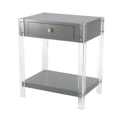 Sterling Gothenburg 1 Drawer Accent Table