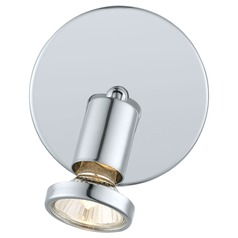 Eglo Buzz Chrome Sconce