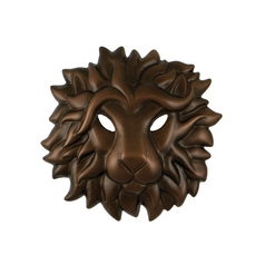 Door Knocker in Oiled Bronze Finish