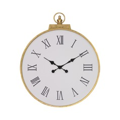 Sterling Karlova Wall Clock