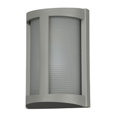 Access Lighting Pier Satin LED Outdoor Wall Light