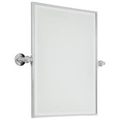 Minka Lighting Rectangle 18-Inch Mirror 1440-77