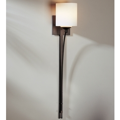 Hubbardton Forge Lighting Formae Bronze Sconce