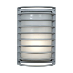 Access Lighting Bermuda Satin Outdoor Wall Light