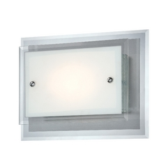 Lite Source Lighting Fia White Sconce