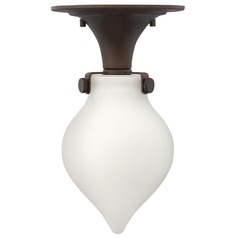 Hinkley Lighting Congress Oil Rubbed Bronze LED Flushmount Light