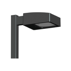 Outdoor Wall Light in Bronze Finish - 320W