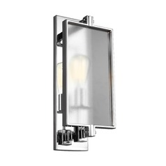 Feiss Lighting Dailey Chrome Sconce