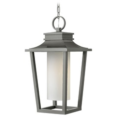Hematite Outdoor Hanging Light by Hinkley Lighting