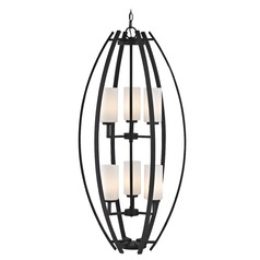 Design Classics Serenity Bolivian Pendant Light with Cylindrical Shade