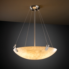 Justice Design Group Clouds Collection Pendant Light