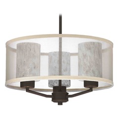 Design Classics Palatine Fuse Bolvian Pendant Light with Cylindrical Shade