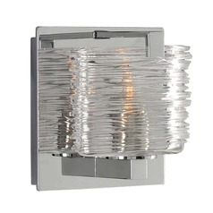 Kalco South Bay Chrome Sconce