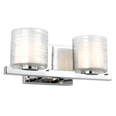 Feiss Lighting Volo Chrome LED Bathroom Light