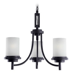 Sea Gull Lighting Winnetka Blacksmith Mini-Chandelier