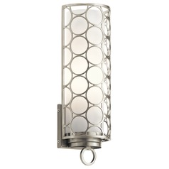 Kichler Lighting Melrose Brushed Nickel Sconce