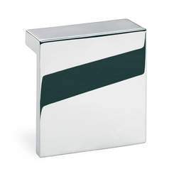 Schwinn Hardware 2935/64 Polished Chrome Cabinet Knob