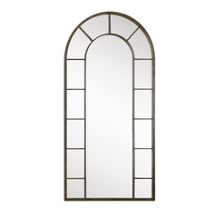 Arched 39.38-Inch Mirror