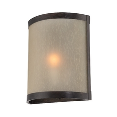 Lite Source Lighting Zerfam Bronze Sconce