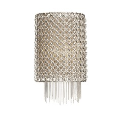 Elan Lighting Elauna Brushed Nickel Sconce