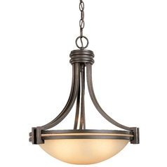 Three-Light Pendant