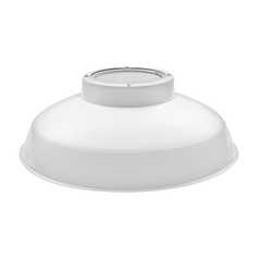 Lamp Parts & Accessory in White Finish