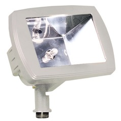 White Cast Aluminum Directional Area Flood Light