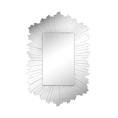 Sterling Clavier Wall Mirror