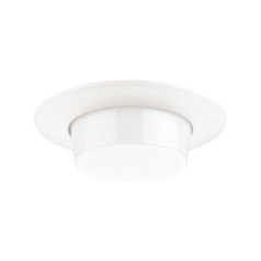 Sea Gull Lighting Recessed Trim in White Finish 11034AT-15