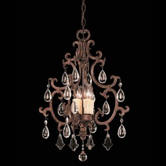 Savoy House New Tortoise Shell Pendant Light