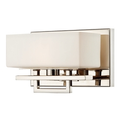 Lite Source Lighting Pascala Chrome Sconce
