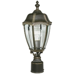 Dolan Designs Lighting 18-1/2-Inch Outdoor Post Light 952-20