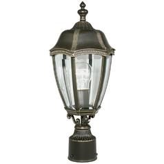 Post lights destination lighting 18 12 inch outdoor post light aloadofball Image collections