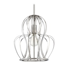Craftmade Lighting Chrome Mini-Pendant Light
