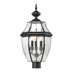 Cornerstone Lighting Ashford Black Post Light