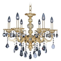 Vivaldi 6 Light Crystal Chandelier