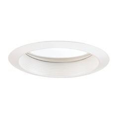 Sea Gull Lighting Recessed Trim in White Finish 11044AT-15
