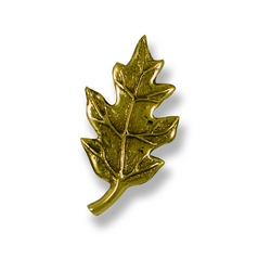 Oak Leaf Doorbell Button