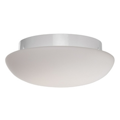 Modern Forms Loft White LED Flushmount Light