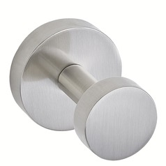 Seattle Hardware Co Prelude Satin Nickel Towel / Robe Hook