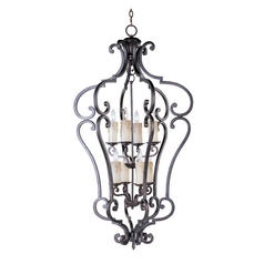 Maxim Lighting Richmond Colonial Umber Pendant Light