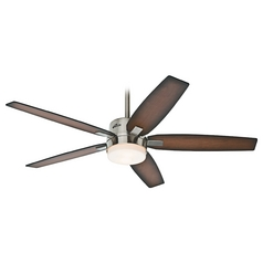 Hunter Fan Company Windemere Brushed Nickel Ceiling Fan with Light