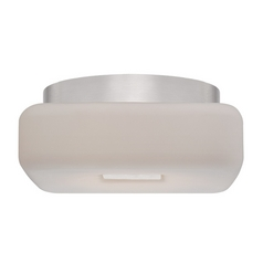 Modern Forms Vogue Brushed Nickel LED Flushmount Light