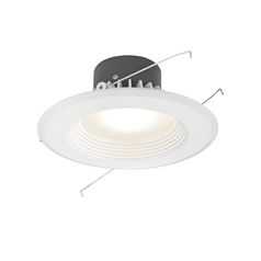 Dimmable LED Retrofit Module for 5 or 6 Inch Recessed Cans - 75-Watt Equivalent