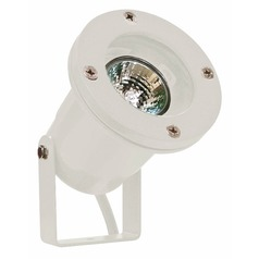 White Cast Aluminum Directional Spot Light