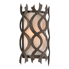 Troy Lighting Mai Tai Cottage Bronze Sconce