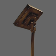 Fine Art Lamps Perspectives Patinated Golden Bronze Ceiling Adaptor