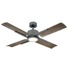 Modern Forms Graphite 56-Inch LED Smart Ceiling Fan 1600LM 3000K